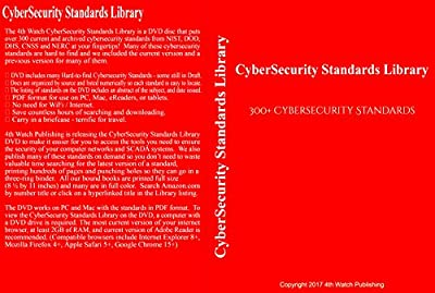 CyberSecurity Standards Library DVD