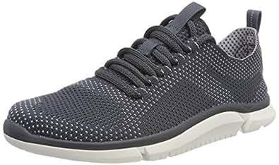 Clarks Triken Run, Mens Moda Ayakkabılar, Mavi (Mavi 18), 41 EU