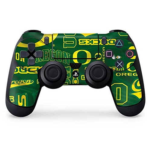 University of Oregon PS4 Controller Skin – Oregon Pattern | Schools & Skinit Skin Review