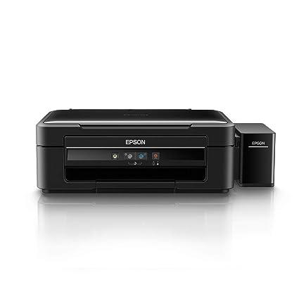 epson l380 multi function inktank colour printer black amazon in