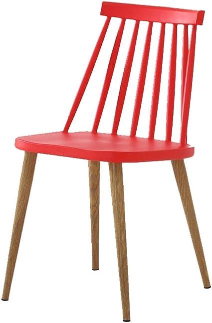 YZjk Sedia da Pranzo Modern Simplicity Design, Gambe in