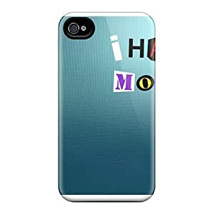 New Arrival Case Specially Design For Iphone 4/4s (i Hate Mondays)