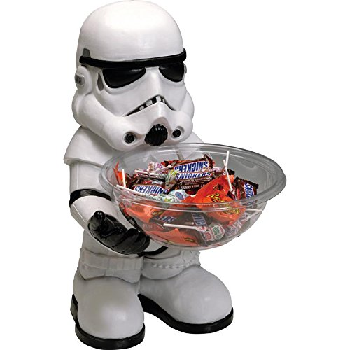 Rubie's Star Wars Stormtrooper Candy Bowl Holder