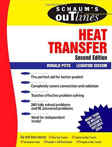 schaums heat transfer - 4