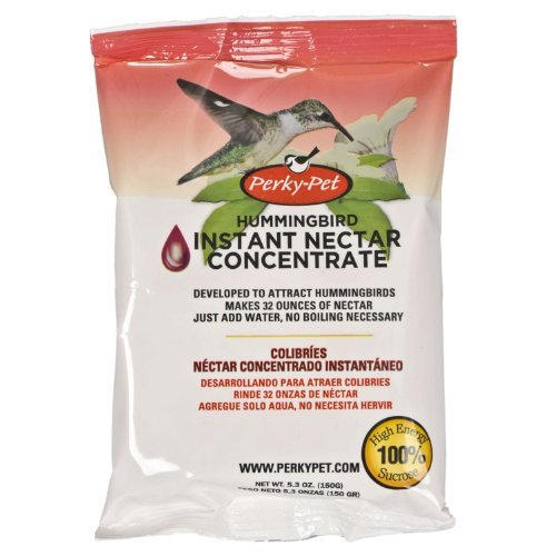 Perky Pet 231 5.3 oz Concentrated original Instant Nectar for Hummingbirds
