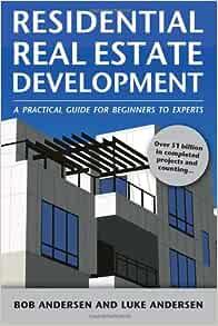 Real estate development books for beginners