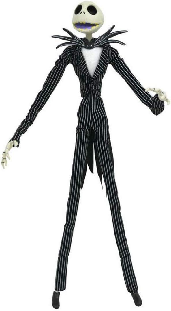 Horror-Shop Figura De Jack Skellington Pesadilla Antes De Navidad ...