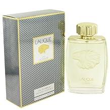 LALIQUE by Lalique Eau De Parfum Spray (Lion) 4.2 oz for Men