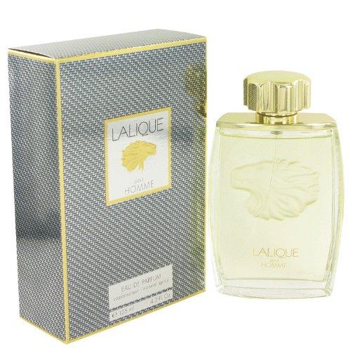 Lãlïque Cologné for Men 4.2 oz Eau De Parfum Spray (Lion) +Free D.E. Sample