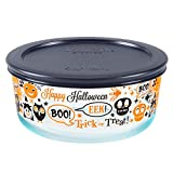 Pyrex Halloween 4 Piece Storage Set