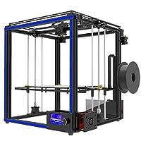 MehdiGinger Tronxy X5S 3D Printer Big Print Area CoreXY System aluminium structure 12864P LCD 8G SD card by MehdiGinger