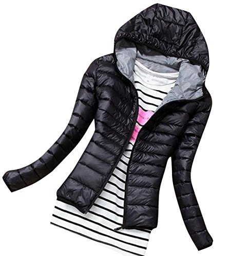 Comfy Hooded Winter Puffer Outdoor product image