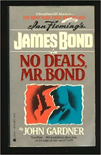 Book No Deals, Mr. Bond