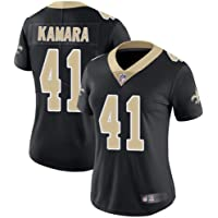 Majestic Athletic New Orleans Saints  41 Women s Alvin Kamara Black Limited  Jersey 662a948a18