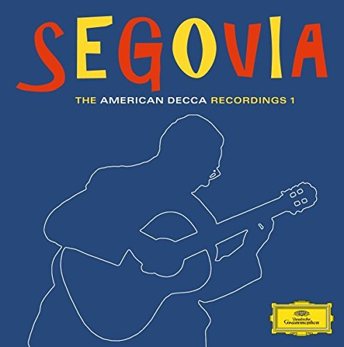 CD : Andrés Segovia - American Decca Recordings 1 (Boxed Set, Remastered, 6PC)