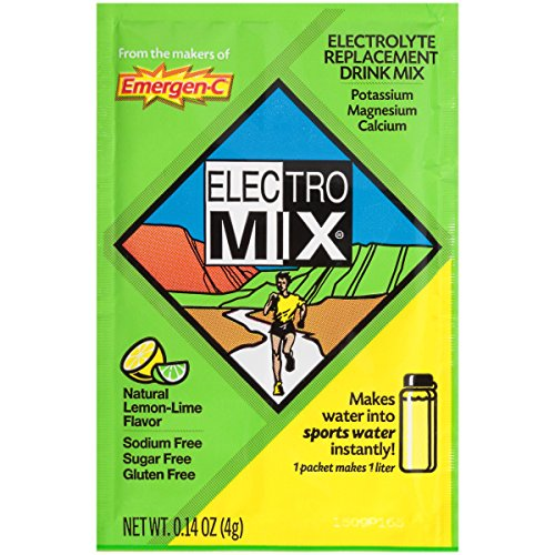 076314302321 - ElectroMix, Lemon-Lime, 30 Packets, 0.1 oz (4 g) Per Packet (SIX PACK) carousel main 4