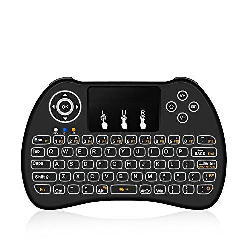 Updated Wireless Keyboard Touchpad ANEWKODI