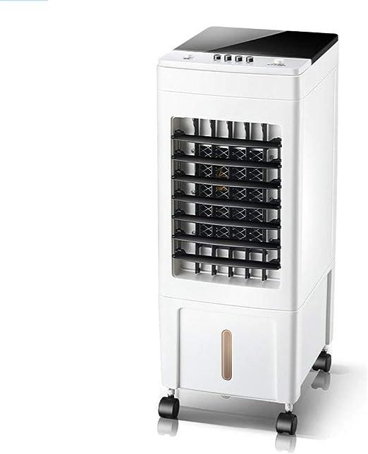 DGLIYJ Ventilador frío Ventilador de Aire Acondicionado de Doble Tanque para el hogar: Amazon.es: Hogar