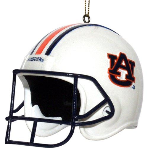 Tigers Helmet Ornament - NCAA Auburn Tigers 3 Inch Helmet Ornament