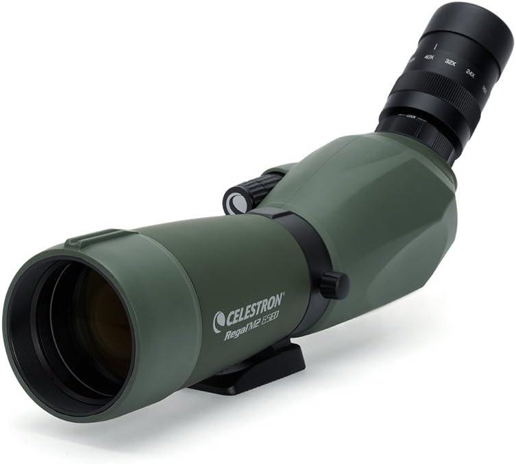 telescopio Celestron Regal M2 65ED 16-48x Zoom Eyepiece