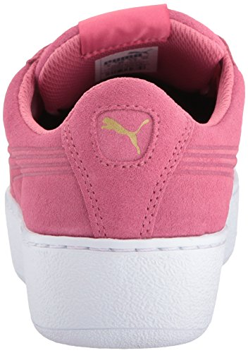 PUMA Womens Vikky Platform Ribbon Sneaker Rapture Rose-rapture Rose V0kUQ
