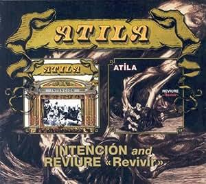 Atila - Intencion / Reviure (Digipak)