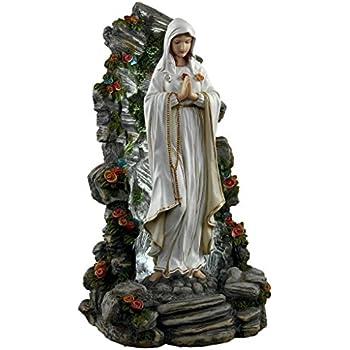 fun express virgin mary blessed mother garden