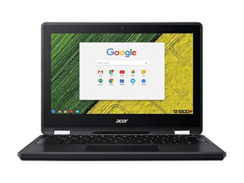 Acer 11.6' Spin 11 Intel Celeron 1.10GHz 4GB Ram 32GB Flash Chrome OS (Renewed) Acer 11.6' Touch Screen
