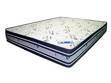 LA WEB DEL COLCHON - Colchón Viscarbono Artesano 9 150 x 200 x 31 cms.: Amazon.es: Hogar