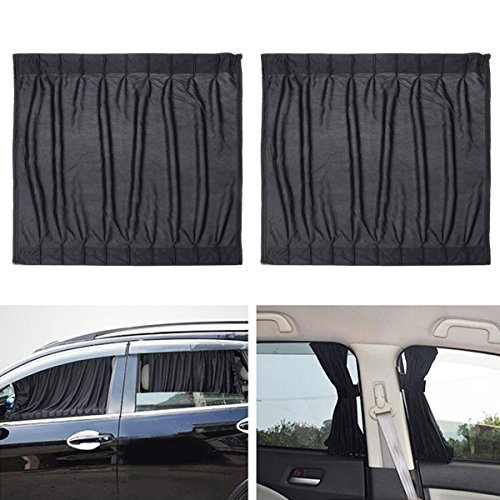 WINOMO 2pcs Side Window Car Sunshades Car Curtains for sale  Delivered anywhere in USA