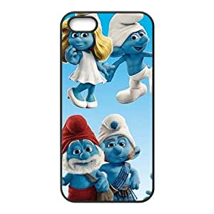 Charming The Smurfs Cell Phone Case for iPhone 5S