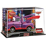 "Disney Pixar Cars Exclusive 1:48 Die Cast Car TOKYO MATER / MARTIN (Violette) ""Chase"" (Disneystore exclusive) - Véhicule Miniature - Voiture - lim. edition"