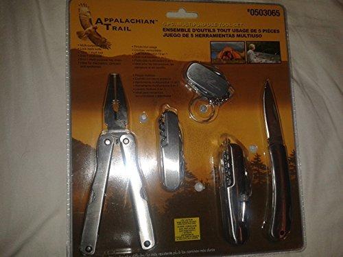 Multi Purpose Tool Set, 5 Piece, Gift set by Appalachian Trail