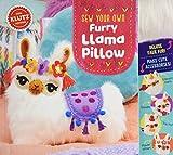 Best Klutz Kid Art Supplies - Klutz Sew Your Own Furry Llama Pillow Review