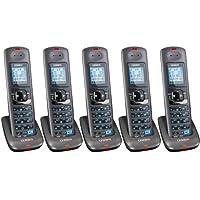 Uniden DCX400 (2 Line) 1.9GHz DECT 6.0 Cordless Expansion Handset (5-Pack)