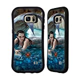 Official Anne Stokes Hidden Depths Mermaid And Angels Hybrid Case for Samsung Galaxy S7 edge