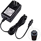 36V 1A Lithium Battery Charger - PREMIUM 36 Volt 1000mA Mini 3-Prong Replacement Charger for Razor HT 2.0, Swag T1, T3, T6, X1, IO Scooter - Model QCF3601P1A100, Part W151550590140 - Power 42V MAX