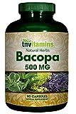 Cheap Bacopa Monnieri Leaf – 500 mg- 90 Capsules