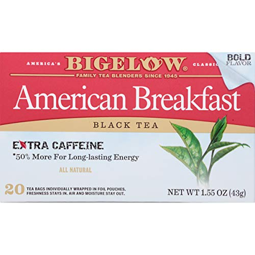 Bigelow Traditional and Flavored Black Tea Bags