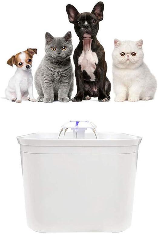 Liyanan Dispensador de Agua para Gatos de la Fuente para Mascotas ...