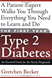 Type 2 Diabetes, Gretchen Becker, 1569245460