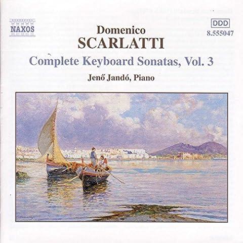 Scarlatti: Complete Keyboard Sonatas, Vol. 3 - Complete Keyboard Music