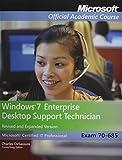 Windows 7 Enterprise Desktop Support Technician 9781118178331
