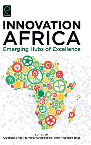 Search : Innovation Africa: Emerging Hubs of Excellence