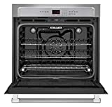 "Appliances : Maytag 27"" Stainless Steel Single Electric Wall Oven with True Convection MEW9527DS"