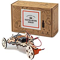 Tinkering Labs Electric Motors Catalyst STEM Kit | Intro...