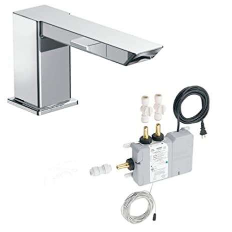 Moen TS9031 90 Degree Roman Tub Faucet Diverter with ioDIGITAL ...