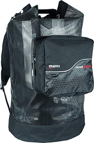 (Mares Cruise Backpack Mesh Deluxe Bag,)