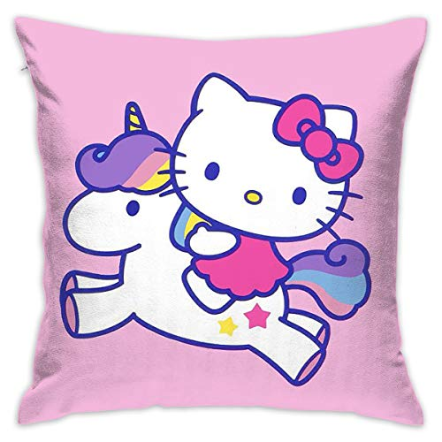 LIUYAN Pillow Cover Cushion Cover Hello Kitty with for sale  Delivered anywhere in Canada