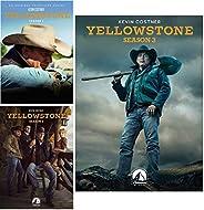 Yellowstone The Complete Seasons 1-3 DVD Box Set